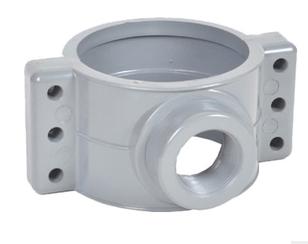pvc增接口 注塑PVC-U粘接式管件