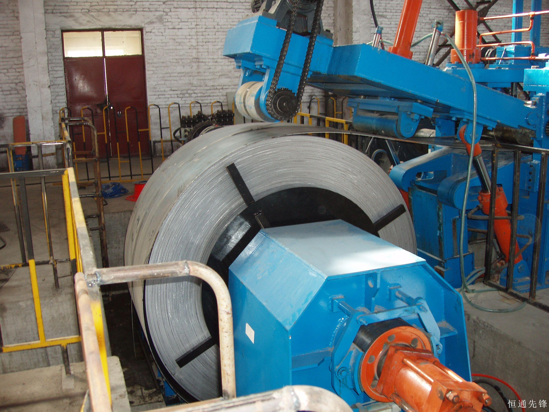 焊管生产机器