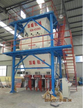 BHS-5型全自动干粉(砂浆)生产