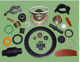 汽车配件、修理包、橡胶制品、塑料制品、五金配件