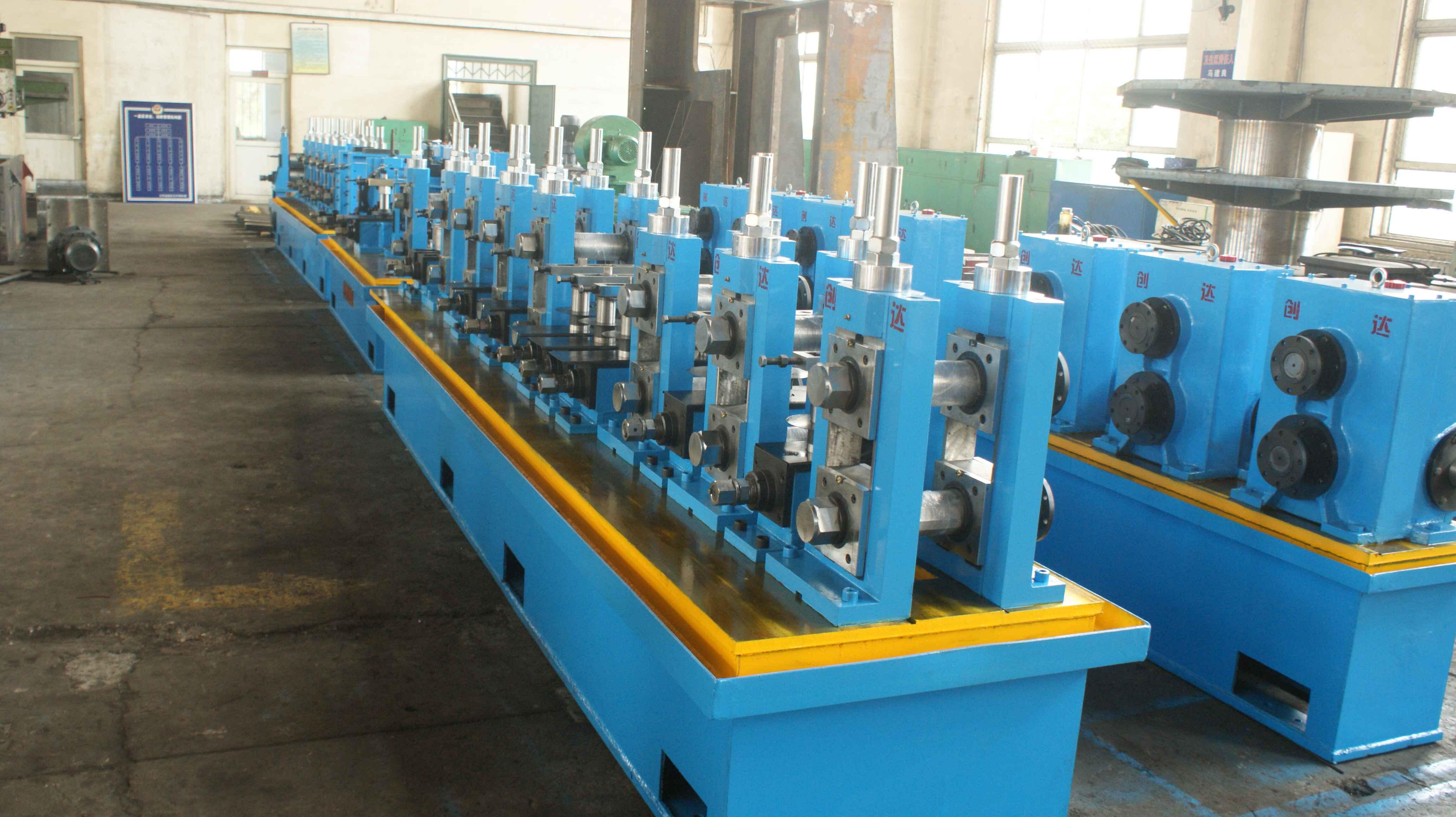 HG76高频焊管设备